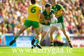 Kerry V Donegal Minors