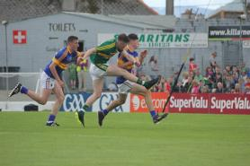 Action from Munster Minor Final