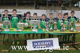 Milltown-Castlemaine U11 Team