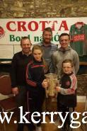 Crotta Coiste na nÓg Awards: Richie Power & Liam McCarthy Cup