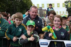 Some Lispole Supporters in Tralee