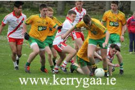 Some action from Div 2 Final