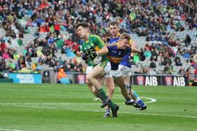 Action from All Ireland Final