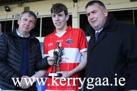 The Keanes SuperValu Killorglin Man of Match Conor Geaney