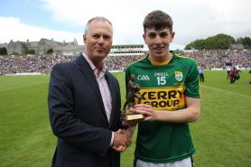 Man of Match Conor Geaney