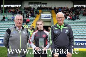 Maurice Leahy, Amy O'Sullivan and Ger McCarthy