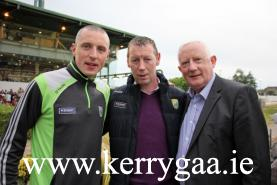 Kieran Donaghy, Ciaran Carey & Frank Hayes