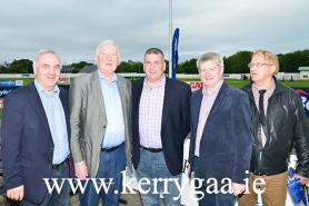 Kerry GAA with Frank King of Kerry Group
