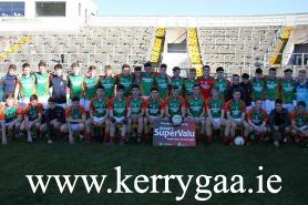 Mid Kerry MFC Runners Up 2015