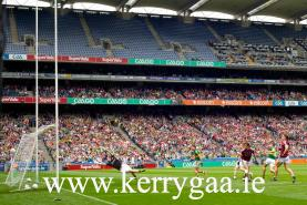 "All Ireland Qtr Final -€"" Kerry V Galway"