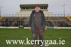 Vincent Linneane Hard working & Diligent Groundsman