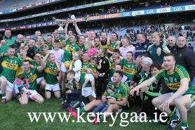 Celebrations with Christy Ring Cup 2015