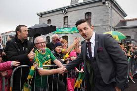 Aidan O'Mahony in Tralee