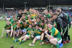 The Munster Minor Football Champions 2015