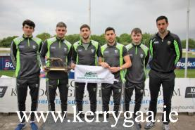 Kerry panellists at the Night of Champions