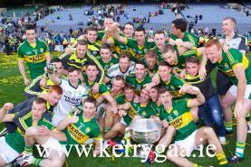 All Ireland Senior Final - Kerry V Donegal
