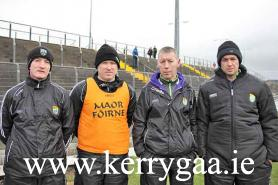 Kerry Hurling Management 2016