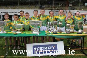 Kilmoyley U11 Team