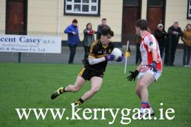 Action from U21 Cup Final 2015