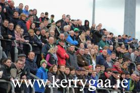 The Home support was magnificent with a brilliant atmosphere in Austin Stack Park