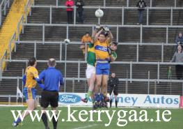 Action from Round 1 V Clare