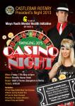 Presidents Casino Night May 2013