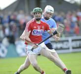 All-Ire Hurling Qualifier Cork v Dublin  2016