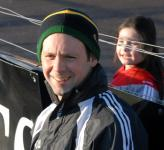 Ref James Bermingham at McGrath Cup