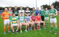 Defending Title Holders Ballincollig with 2015 County Football Championship Contenders
