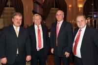 At the Cork GAA Medal Presentation