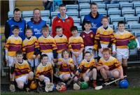 Whitechurch U11s at Pairc Ui Chaoimh