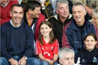 Supporters at All-Ireland IHC Final