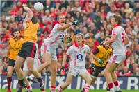 Action from All-Ireland Final