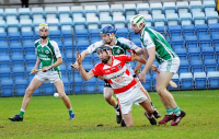 Co. U21 P2 HC Final Ballincollig v Courcey Rovers 2018