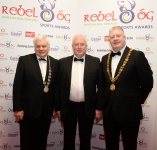 Rebel Óg awards 18.01.2019. Photo Courtesy of John Tarrant