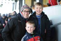 Kilkenny vs Cork 27.01.2019. Photo Courtesy of George Hatchell