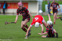 Harty Cup Semi Final CBS Midleton vs De La Salle College Waterford 26.01.2019. Photo Courtesy of Denis O' Flynn