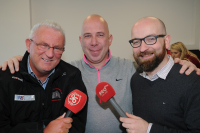 Cork / Wexford Press Day . 29.01.2019. Photo Courtesy of George Hatchell