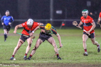 UCC V Carlow IT, Fitzgibbon Cup quarter-final at Mardyke 07.02.2019. Photo Courtesy of Denis O' Flynn