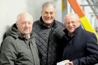 Limerick vs Cork - 24.02.2019  - National Hurling League  - Photo Courtesy of George Hatchell