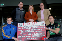 Championship Ticket Launch  - 06.03.2019 - Photo courtesy of George Hatchell