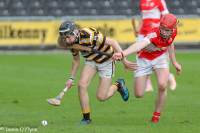 Midleton CBS V Colaiste Eoin All-Ireland Colleges Croke Cup Quarter Final. Photo Courtesy Of Denis O' Flynn