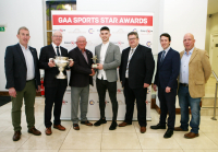 96FM & C103 Sports Stars Award February Winners. 22.03.2019. Photo Courtesy of Tony O' Connell96FM & C103 Sports Stars Award Feb