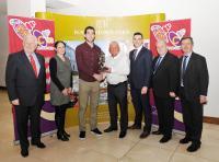 Mark Ellis Millstreet December Recipient 96FM C103 Monthly Sports Awards