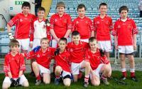 Ballygarvan U12s at Cork V Mayo