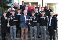 Rebel Og Award October -18 Midleton Minor Hurlers