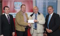 League Cheque Presentations - Castletownbere
