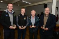 Co. Scor Table Quiz 2018 3rd place - Bride Rovers