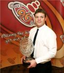 Niall McCarthy, Carrigtwohill - Overall Winner of 96FM C103 Sports Awards 2011