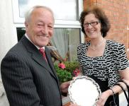 Michael Ellard Northside Award June 2011
